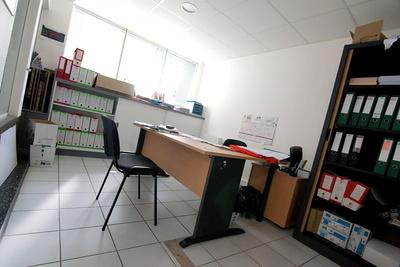 Nouveaux bureaux Servagroupe Propreté - Guingamp (22)