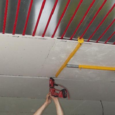 Comparatif plafond chauffant / plancher chauffant