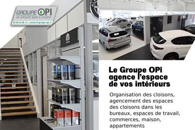 Organisez vos espaces de travail avec le Groupe OPI
