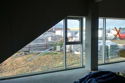 Pôle Armoricain de Santé : isolation, cloisons et plafonds- ville- Plérin