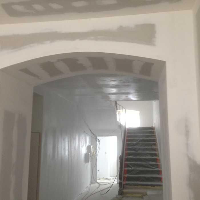 Isolation et cloisons : rénovation centre Charner - Saint-Brieuc img0487