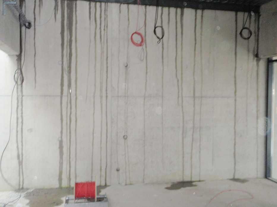 Construction neuve : cloisons et plafonds - Ecole maternelle - Plouguiel p6110022