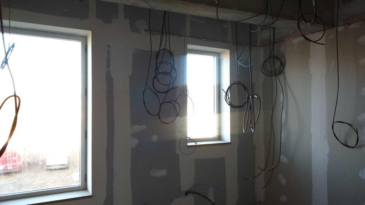 Pôle Armoricain de Santé : isolation, cloisons et plafonds- ville- Plérin dsc0090