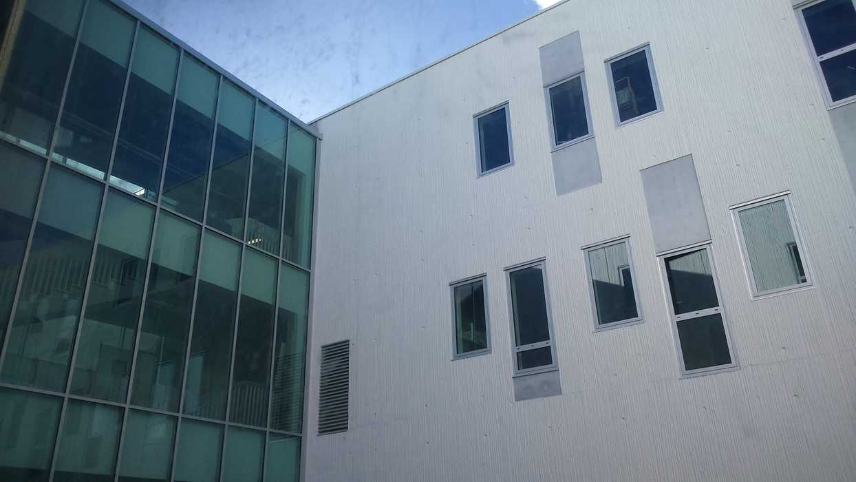 Pôle Armoricain de Santé : isolation, cloisons et plafonds- ville- Plérin dsc0101