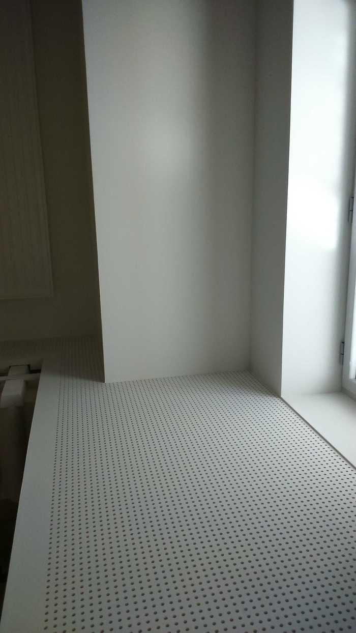 Pôle Armoricain de Santé : isolation, cloisons et plafonds- ville- Plérin dsc0105