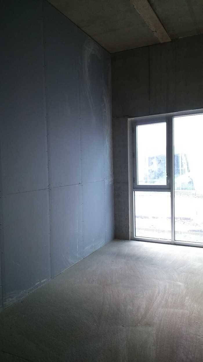 Pôle Armoricain de Santé : isolation, cloisons et plafonds- ville- Plérin dsc0106