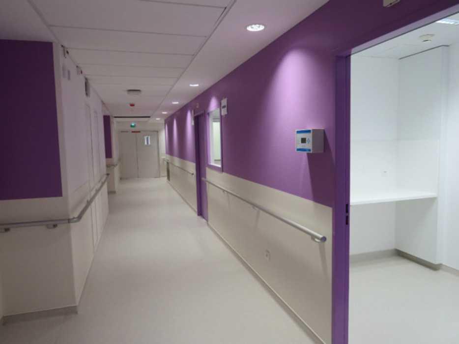 Pôle Armoricain de Santé : isolation, cloisons et plafonds- ville- Plérin hopital-photos-sup21-630x0