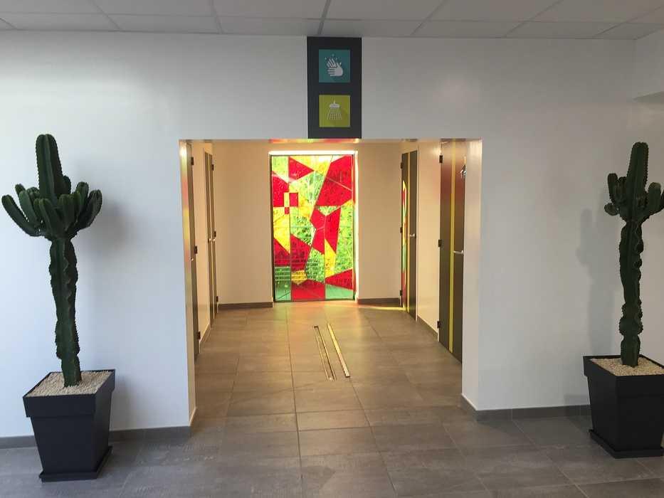 Camping 5 étoiles -Ranolien - Ploumanach'' : rénovation des sanitaires img3191