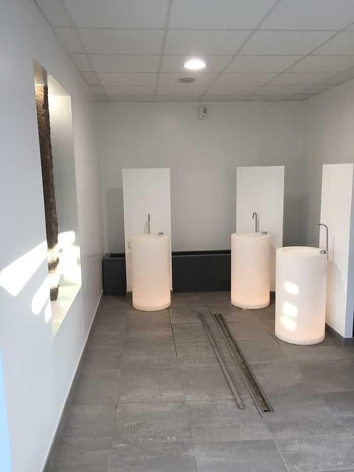 Camping 5 étoiles -Ranolien - Ploumanach'' : rénovation des sanitaires img3192