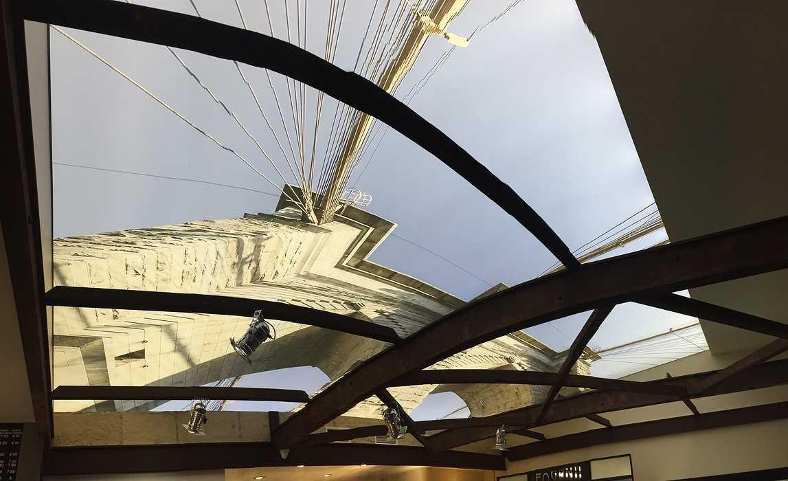 Tartapain Plérin: réalisation des plafonds tendus et cloisons img1089