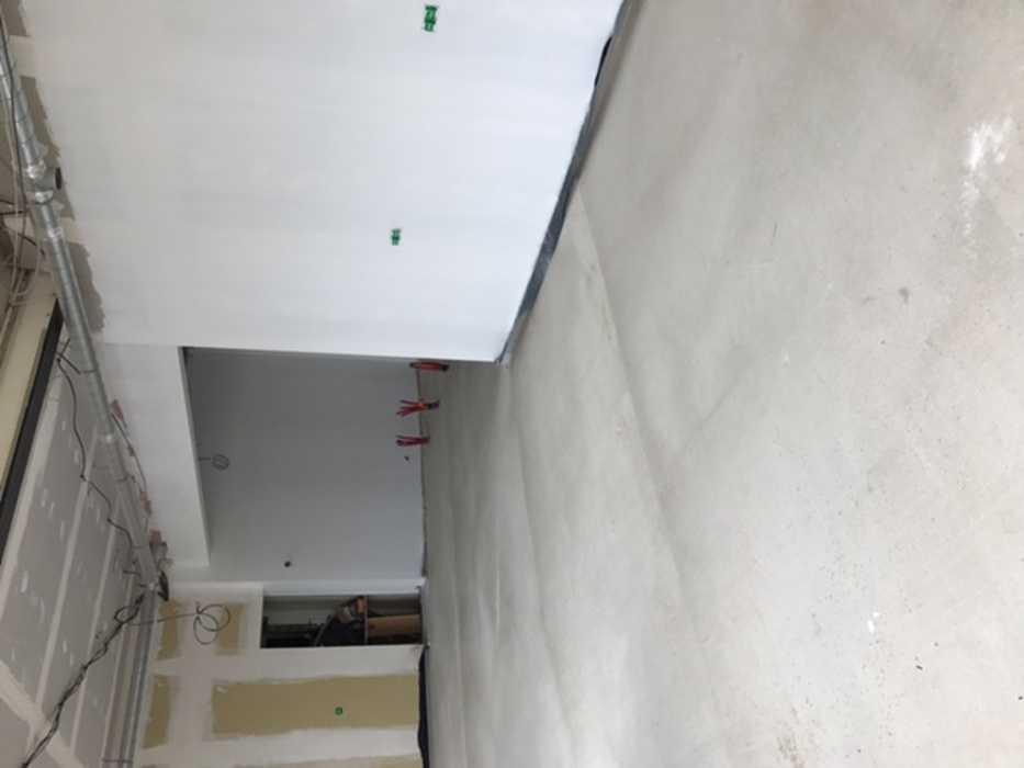 Aménagement d''un nouveau salon de coiffure - Lannion img4234