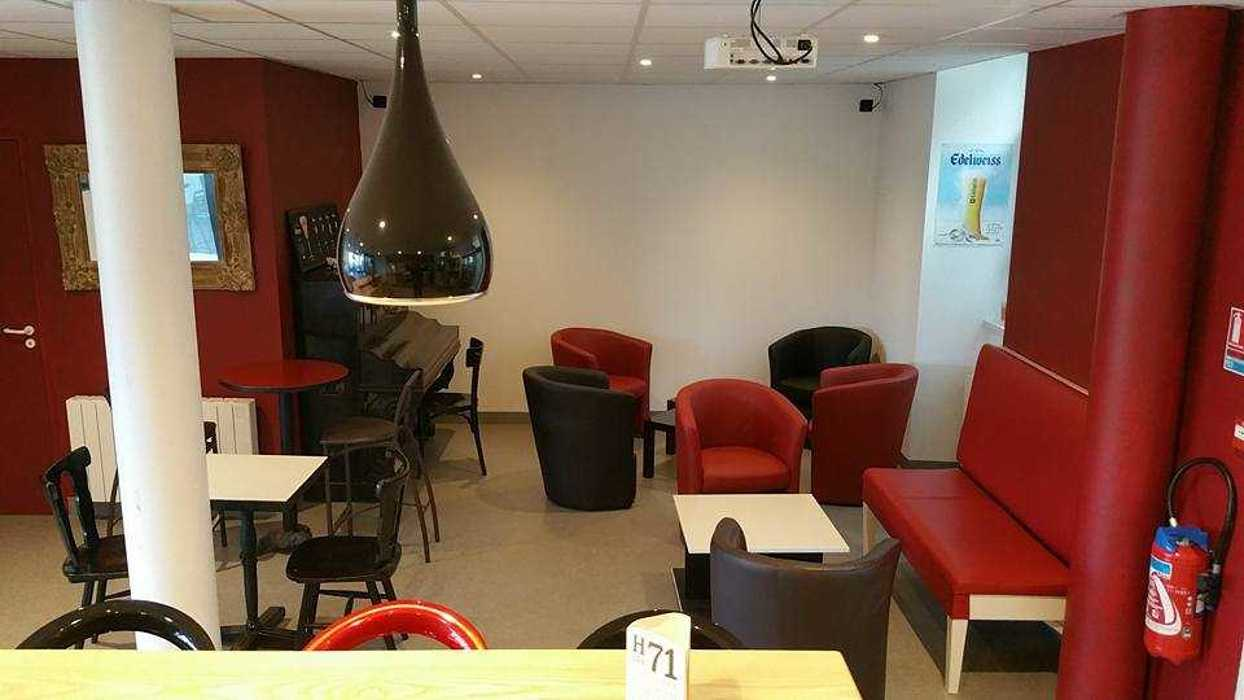 Aménagement d''un bar Guingamp bar5