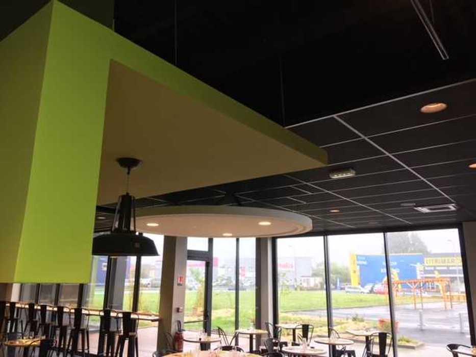 Cloisons, plafonds suspendus et plafonds acoustiques img3449