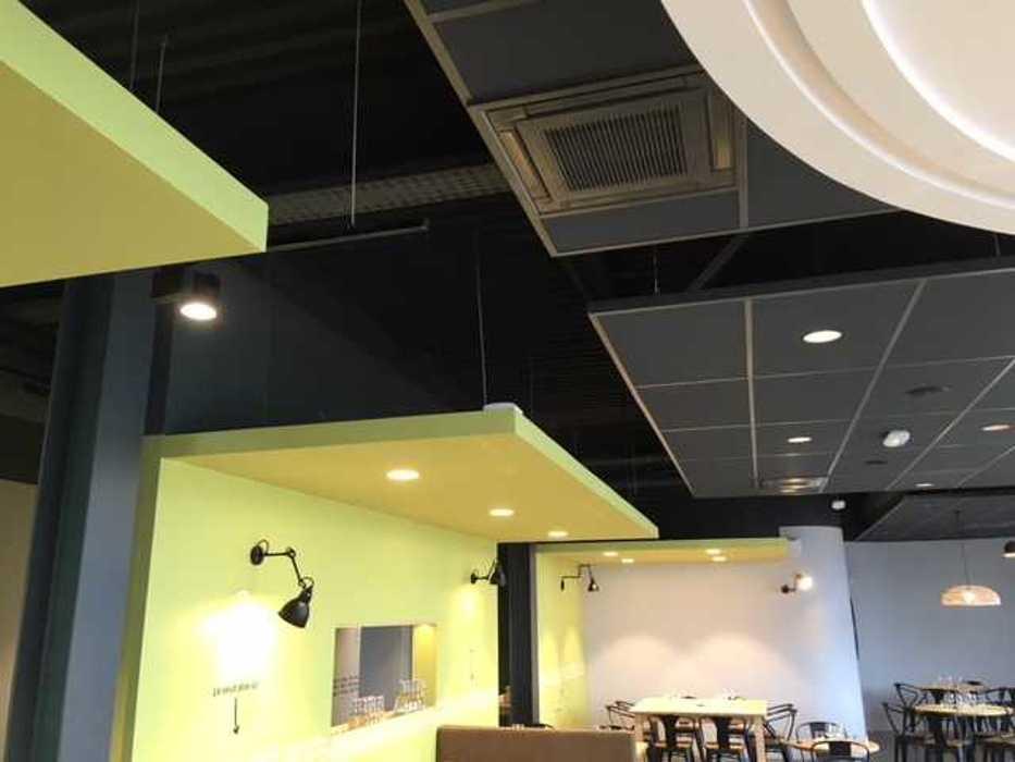 Cloisons, plafonds suspendus et plafonds acoustiques img3452