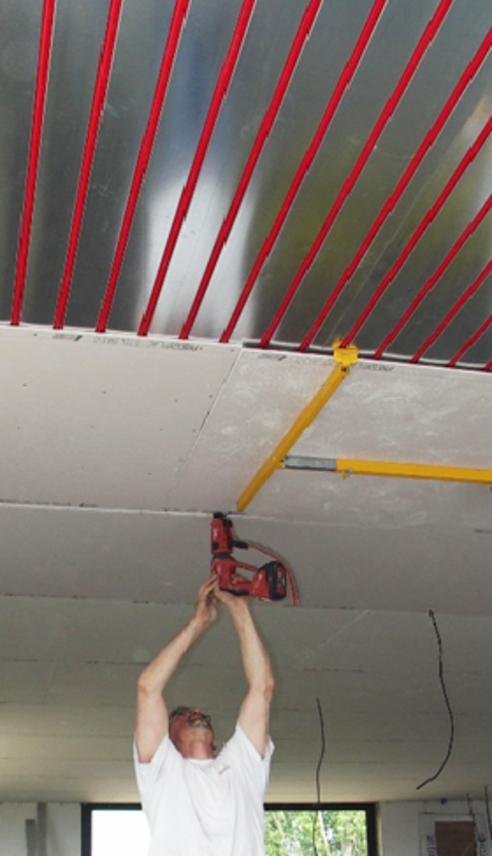 Comparatif plafond chauffant / plancher chauffant 0