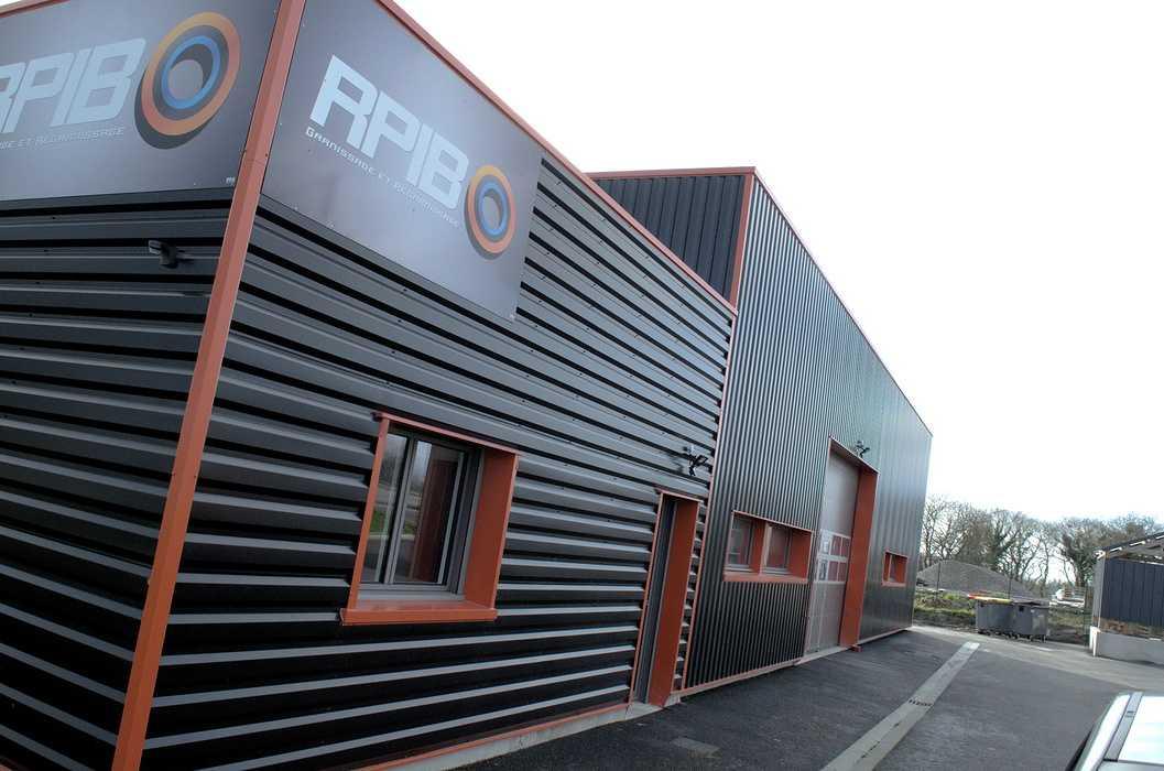 Cloisons / doublage / plafonds / menuiseries : ateliers et bureaux - Cavan (22) 0