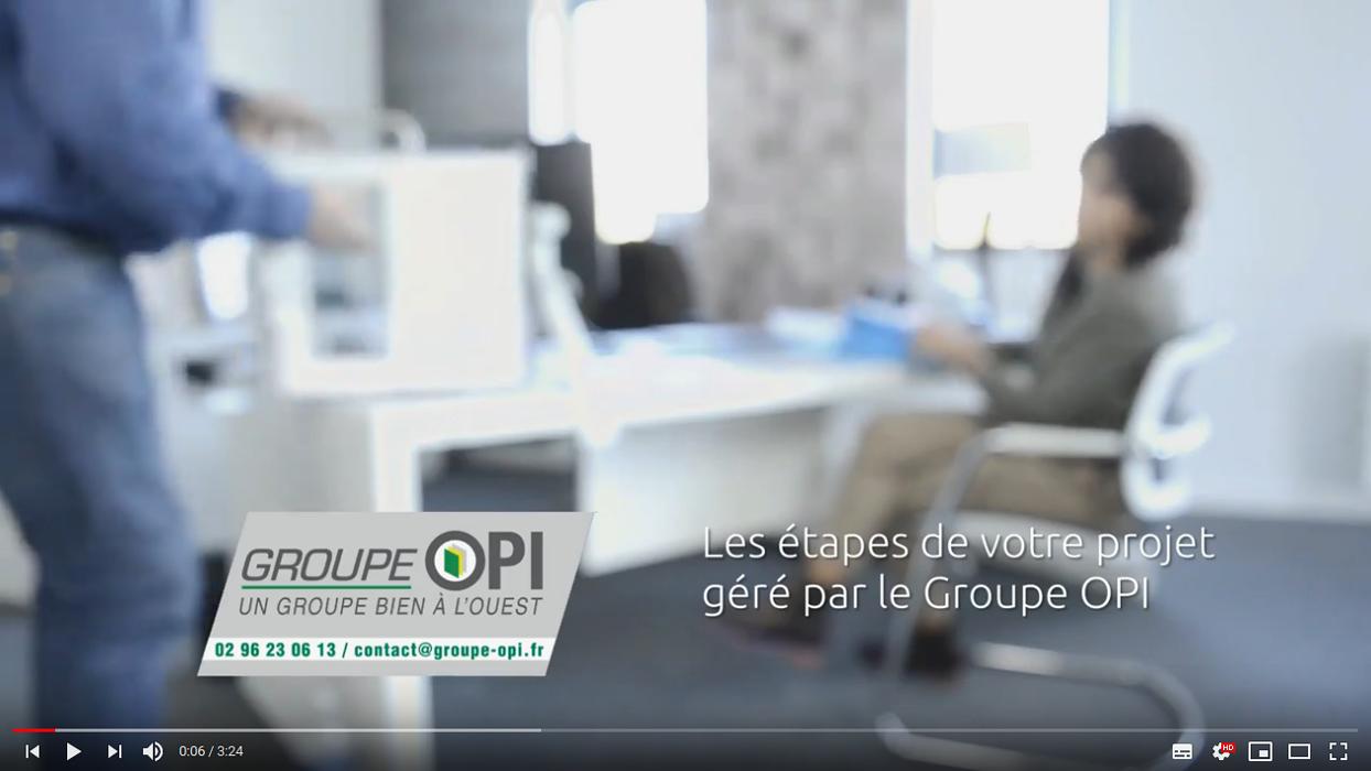 En vidéo : la gestion de votre projet par le Groupe OPI 0