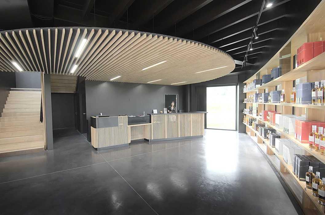 Rénovation et extension Armorik - Distillerie Warenghem - 22 - Lannion dsc5217