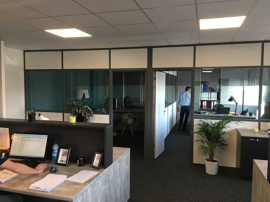 Cloisons vitrées : organiser vos espaces / optimiser la luminosité vitrees