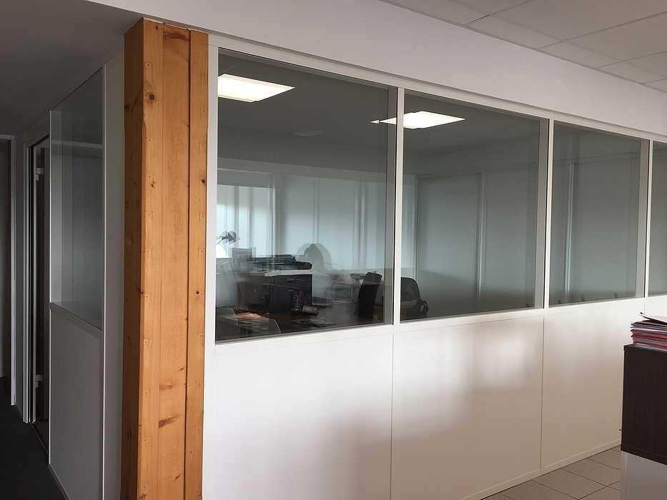 Cloisons vitrées : organiser vos espaces / optimiser la luminosité 0